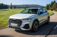 Audi A3 Sportback 2019 first drive review - hero front