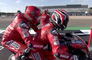 MotoGP two-seat Ducati