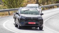 Toyota RAV4 2020 prototype