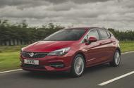 Vauxhall Astra 2019 UK first drive review - hero front