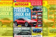 Autocar magazine 14 August - on sale now