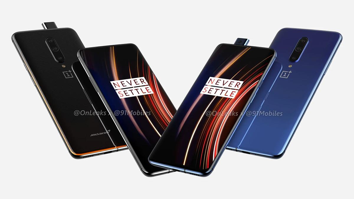 OnePlus 7T Pro leak