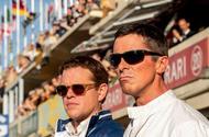 Le Mans '66 Damon and Bale