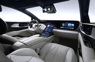 Faraday Future FF 91 E interior