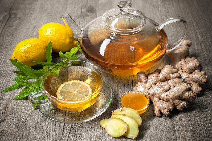7 лучших чаев для защиты от вздутие живота и газов желудка