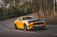 Sutton Mustang CS800 2019 UK first drive review - hero front