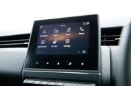 Renault Clio infotainment