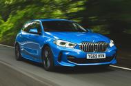 BMW 118i 2019 - hero front
