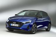 Hyundai i20 2020 studio images - hero front