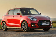 Suzuki Swift Sport Hybrid 2020 - static front