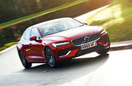 Volvo S60 T5 2020 long-term review - hero front