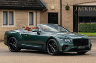 Bentley Mulliner Continental GT Convertible Equestrian Edition 2020 - stationary front
