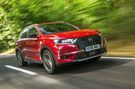 DS 7 Crossback 2018 - hero front