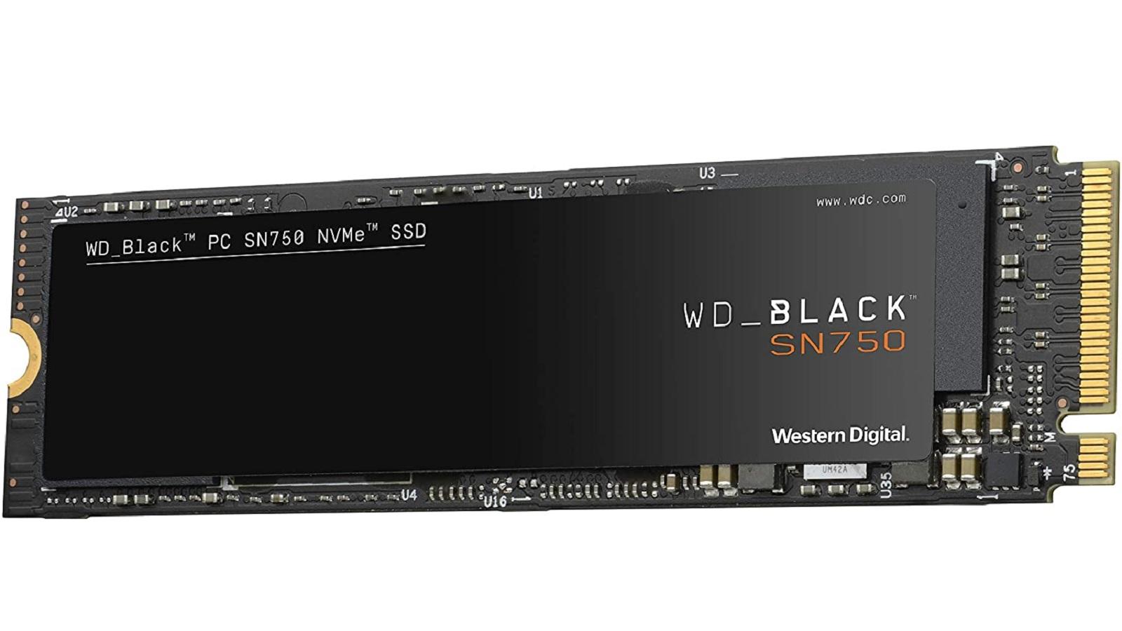WD Black SN750 SSD